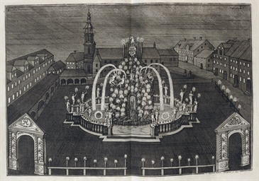 HANNOVER  1727 -- FOERSTER, Ni