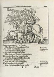 HECHINGEN 1598 -- FRISCHLIN, J