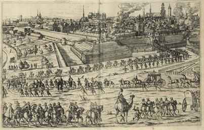 KASSEL 1596 -- DILICH, Wilhelm