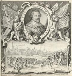 LEEUWARDEN 1633 -- Treur-Stati