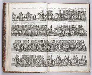 LONDON 1661 -- OGILBY, John (1