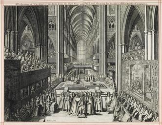 LONDON 1685 -- SANDFORD, Franc