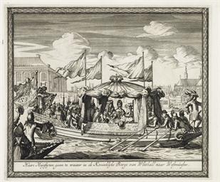 LONDON 1689 -- [Beschrijving d