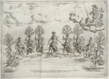 MANTUA 1674 -- BONACOSSI, Pina