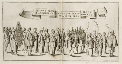 MECHELEN 1620 -- THIEULLIER, J