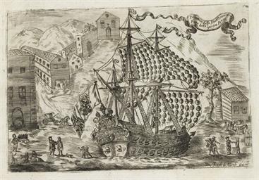 MESSINA 1728 -- ORTOLANO, Giov