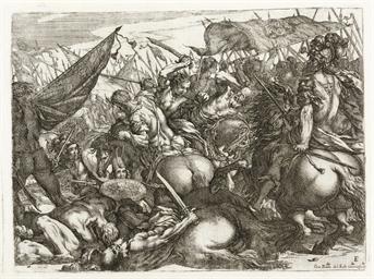 MILAN 1651 -- La pompa della s