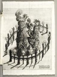 MILAN 1658 -- Le pubbliche dim