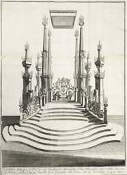MILAN 1740 -- SAXIUS, Joseph A