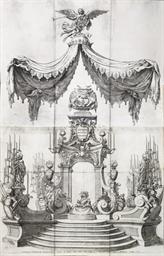 MODENA 1711 -- Funerale alla s
