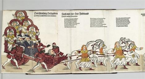MUNICH 1568 -- WIRRE, Heinrich