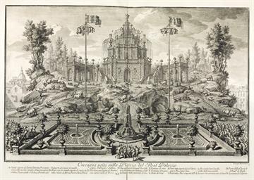 NAPLES 1749 -- Narrazione dell