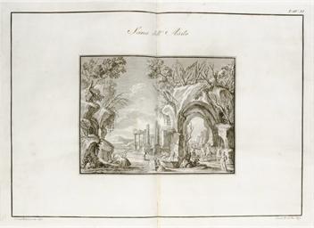 NAPLES 1772 -- Lettera ad un a