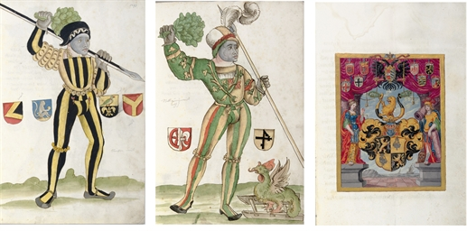 NUREMBERG 1472-1523 -- SCHEMBA