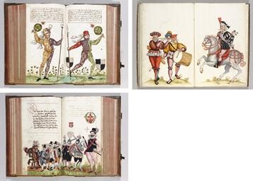 NUREMBERG 1449-1603 -- Ein sch