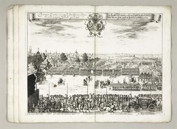 NUREMBERG 1671 -- SANDRART, Ja