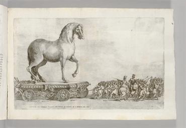 PALERMO 1686 -- GIUDICE, Miche
