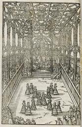 PARIS 1573 -- DORAT, Jean. Mag