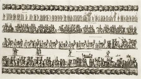 PARIS 1660 -- [TRONÇON, Jean].