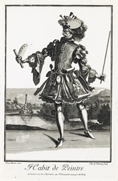 PARIS ca 1679-1690 -- [PRINTS]