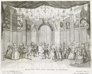 PARIS 1784 -- BEAUMARCHAIS, Pi