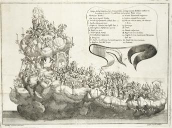 PESARO 1758 -- Narrazione di q