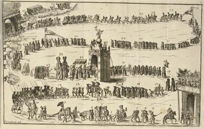 PRAGUE 1716 -- Beschreibung ei