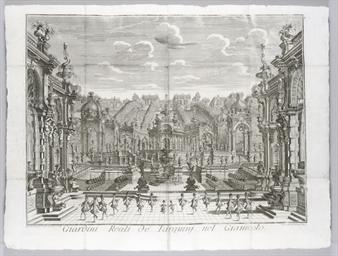 PRAGUE 1723 -- PARIATI, Pietro