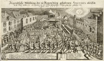 REGENSBURG 1627 -- HEMMINGER,