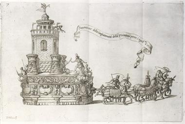 REGGIO EMILIA 1619 -- ISACCHI,