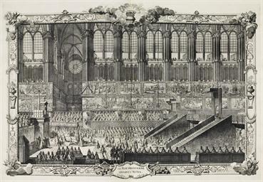 REIMS 1722 -- Le Sacre de Loui