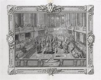 REIMS 1775 -- [PICHON, Thomas