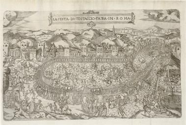 ROME 1558 -- [PRINT]. MASTER I