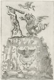 ROME 1637 -- MOTMANNO, Corneli