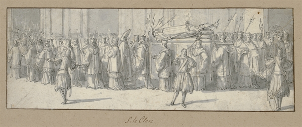 ROME 1700 -- LECLERC, Sébastie