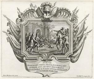ROME 1751 -- Exequias feitas e