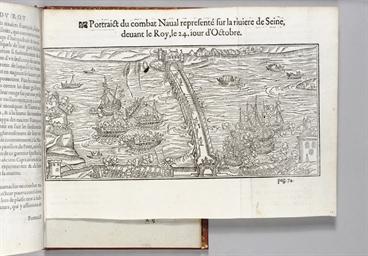 ROUEN 1596 -- Discours de la i