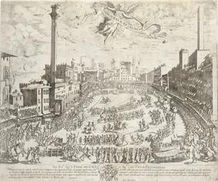 SIENA 1632 -- [PRINTS]. CAPITE