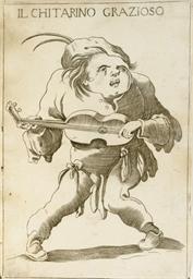 SIENA MID 17TH CENTURY -- [PRI