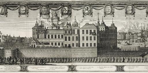 STOCKHOLM  1660 -- DAHLBERG, E