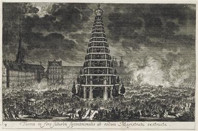 STOCKHOLM 1672 -- KLÖCKER VON