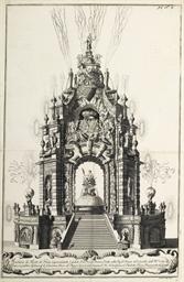 TURIN 1737 -- La Sontuosa illu