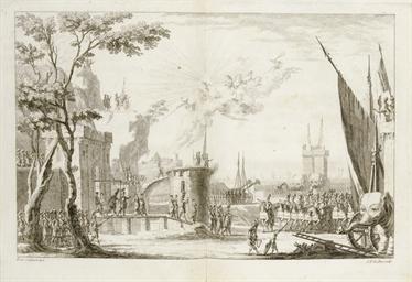 TURIN 1750 -- BARTOLI, Giusepp