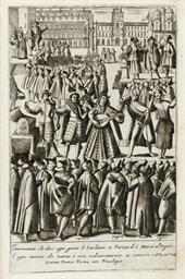 VENICE 1610 -- FRANCO, Giacomo