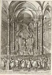 VENICE 1621 -- Esequie fatte i