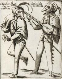 VENICE 1642 -- BERTELLI, Franc