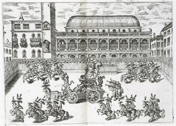 VENICE 1680 -- PATIN, Charles