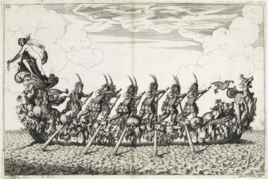 VENICE 1688 -- SARTORIO, Berna
