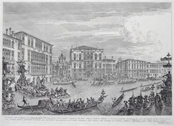VENICE ca 1736-37 -- [PRINTS].