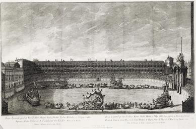 VENICE 1782 -- ORSINI DI ROSEN